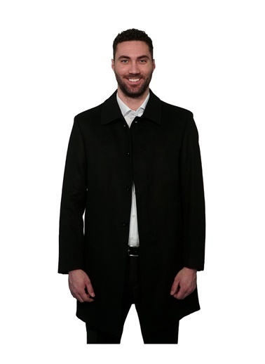 IGS Palto Siyah